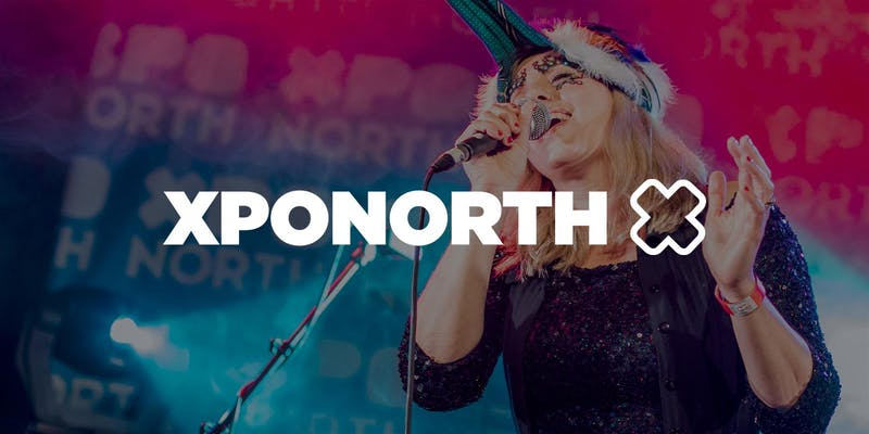 Meet the JUMPFAM @XpoNorth!