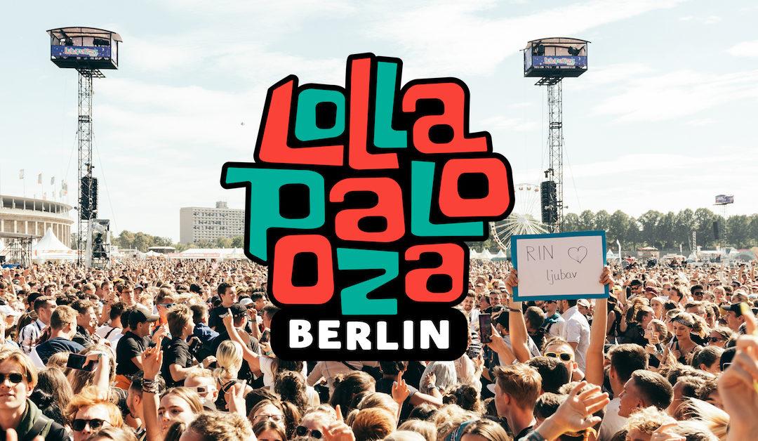 Meet the JUMPFAM @Lollapalooza, Berlin