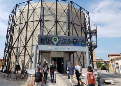 Innovathens - © Cindy Lecat