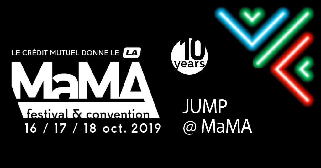 JUMP @MaMA