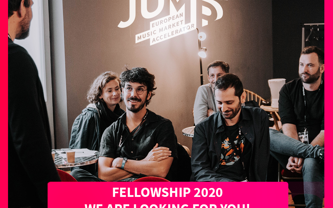 New call for applications: join the 2020 JUMP fellowship!