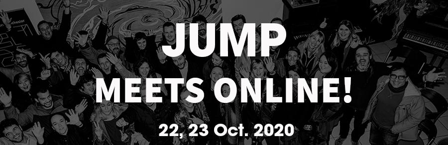 JUMP MEETS ONLINE!